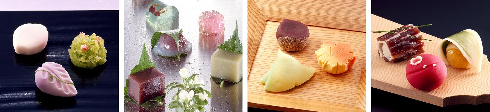 季節を映す和菓子