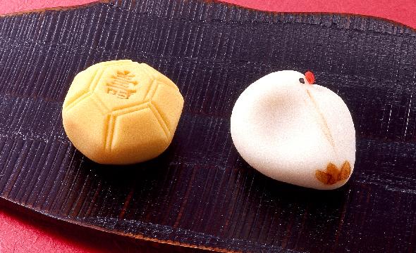 周年記念に特別な和菓子を