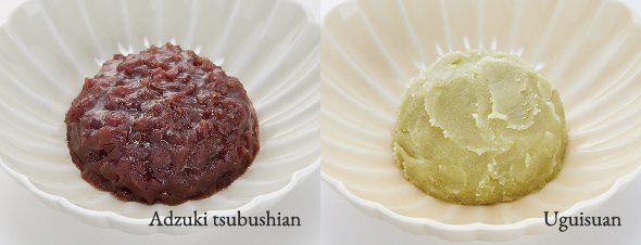 Bean Pastes Used in Wagashi